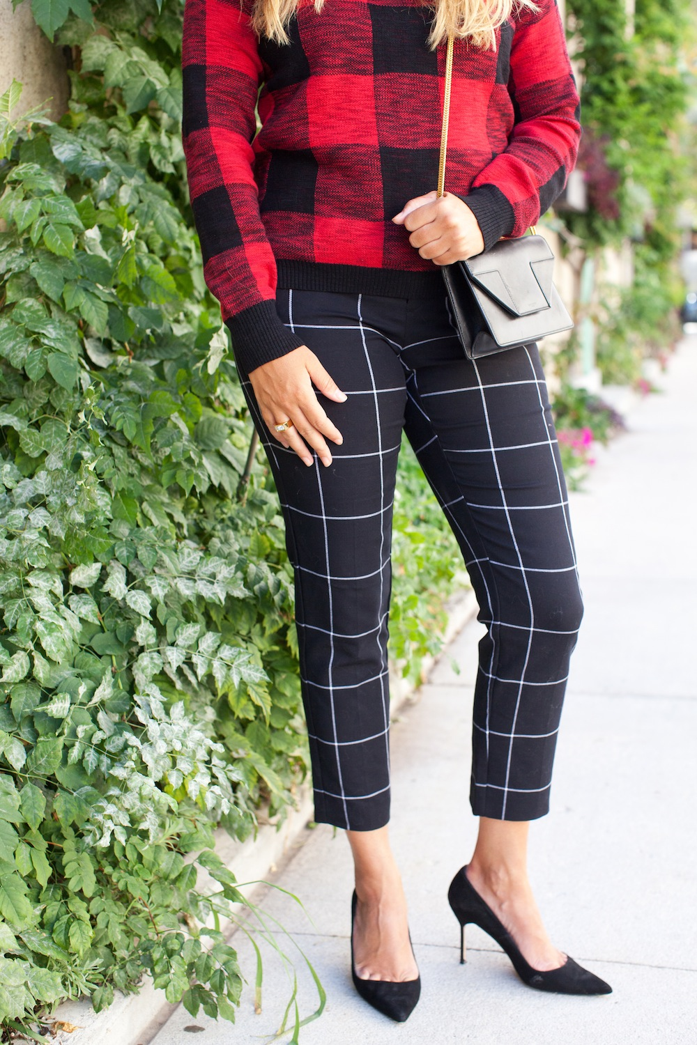 target fall plaid pieces 11