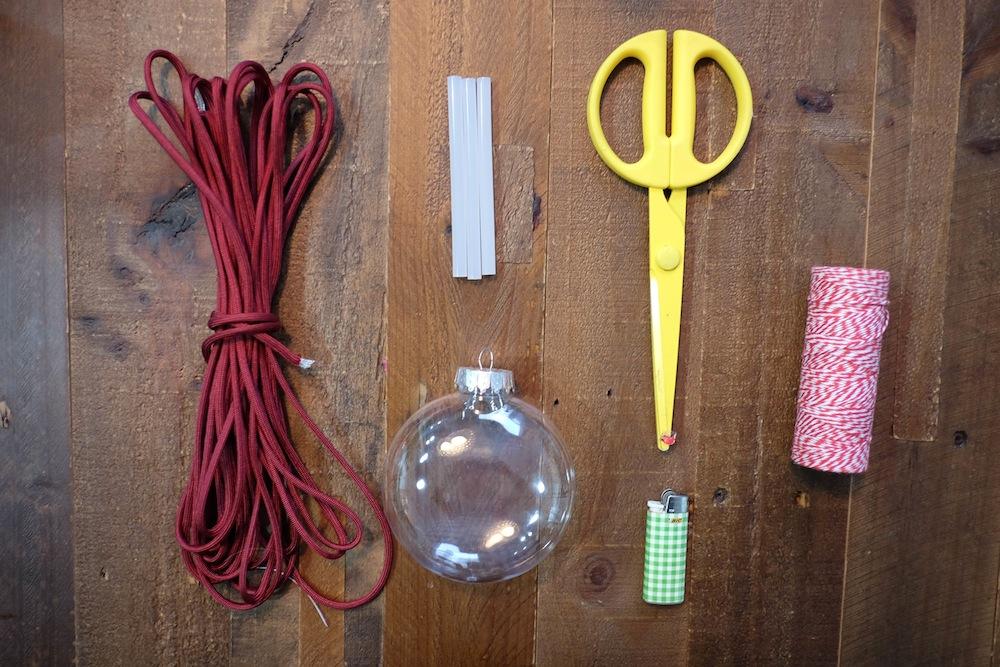 holst + lee DIY - materials