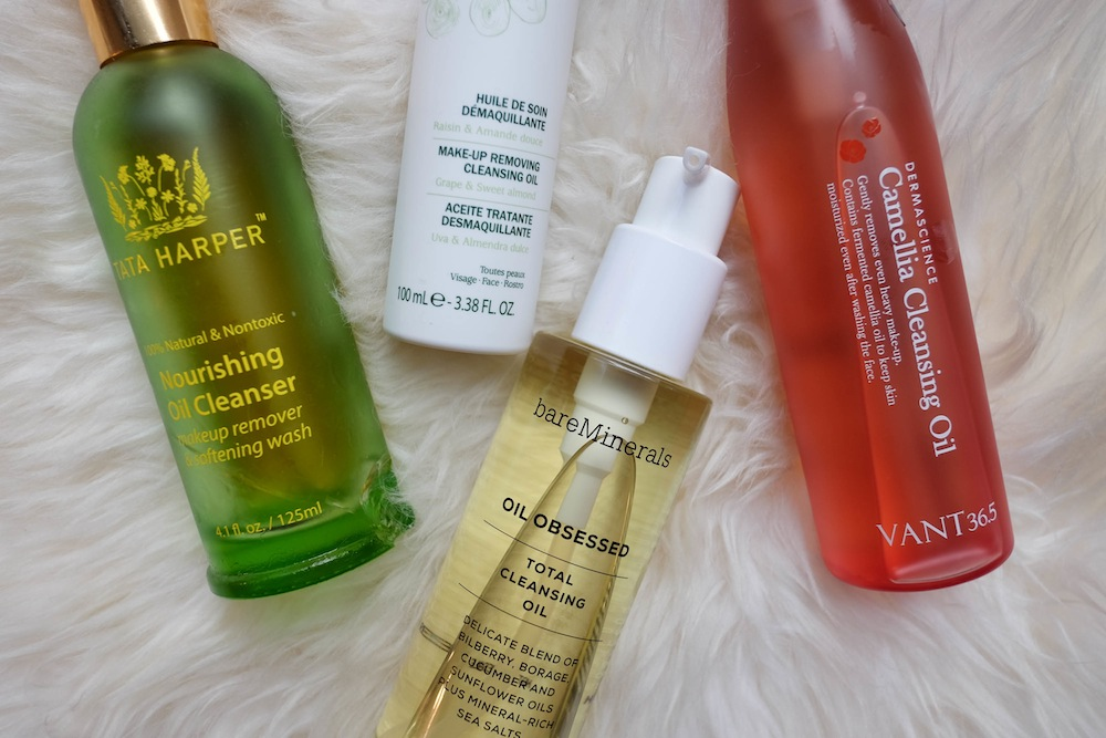 best cleansing oils 3