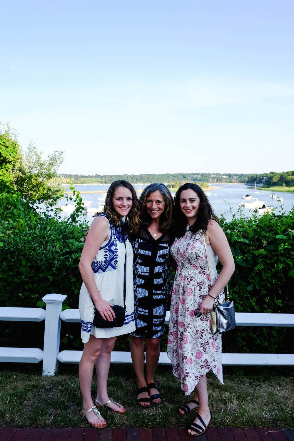 The Wequassett Resort and Golf Club - Meredith Atwood, Denise Atwood, Rebecca Atwood