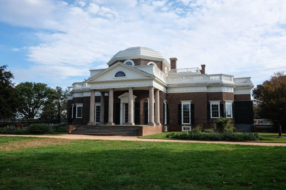 Two Days in Charlottesville, VA - The Stripe Blog, Grace Atwood - Monticello