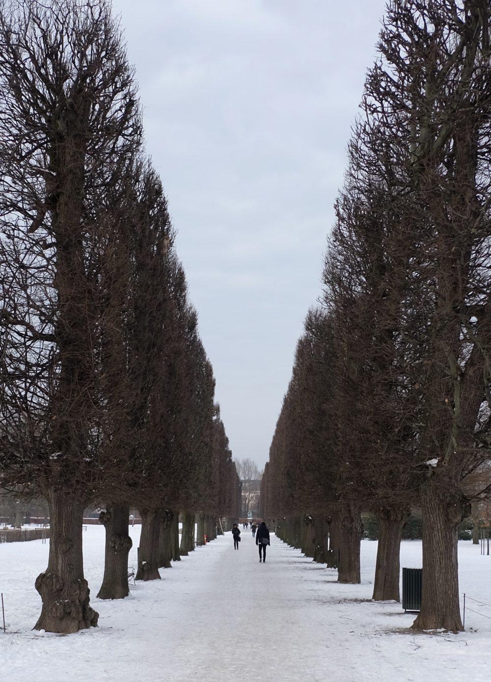 Rosenborg Castle Gardens / 48 hours in copenhagen