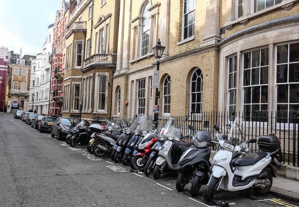 36 hours in london - scenic london, the stripe