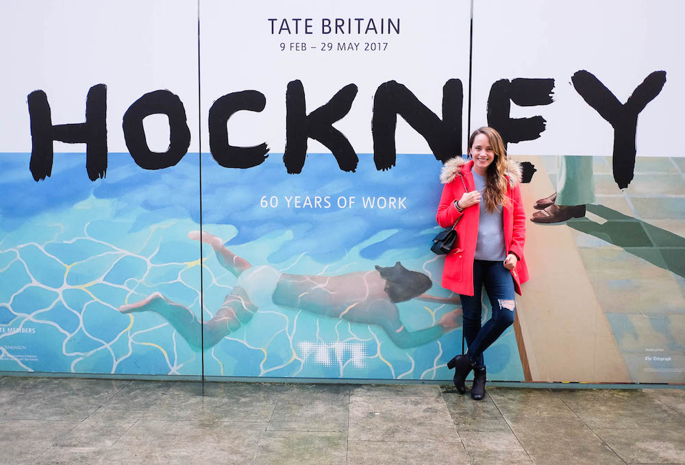 david hockney exhibit at the tate britain | the stripe, 36 hours in london