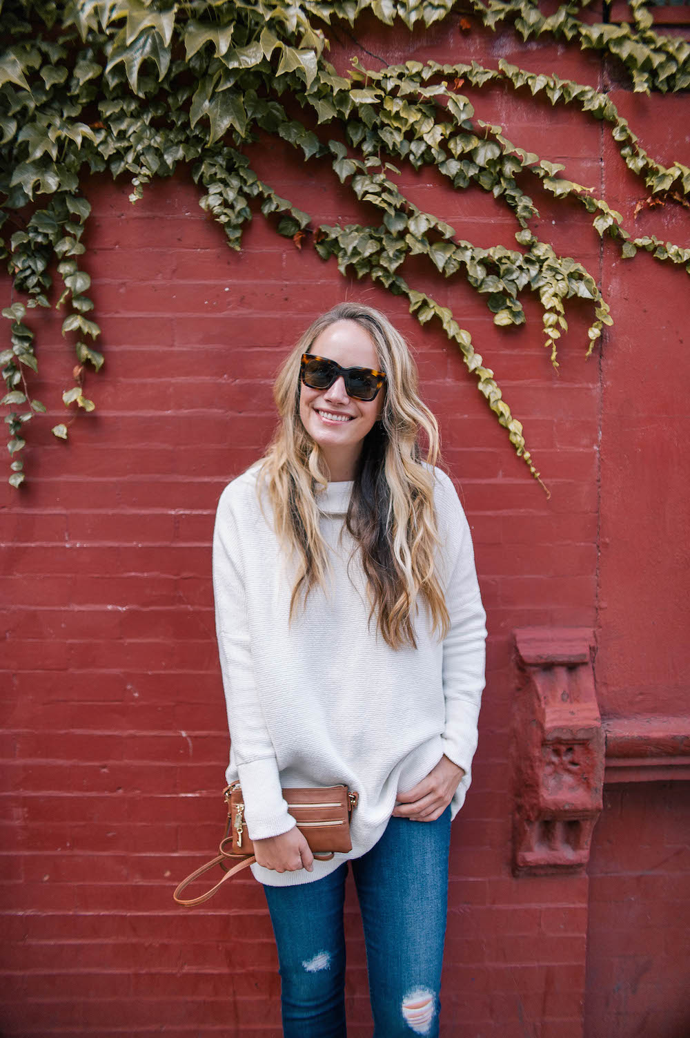 the best cozy basics for fall | grace atwood, the stripe