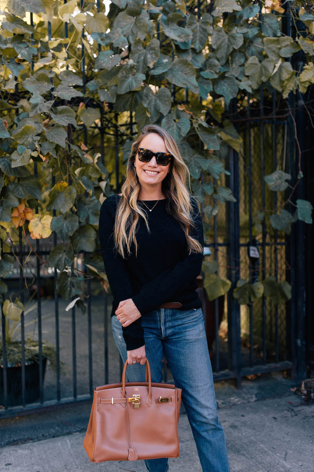 classic fall street style | grace atwood, the stripe