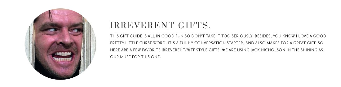 Irreverent Gifts - The Stripe