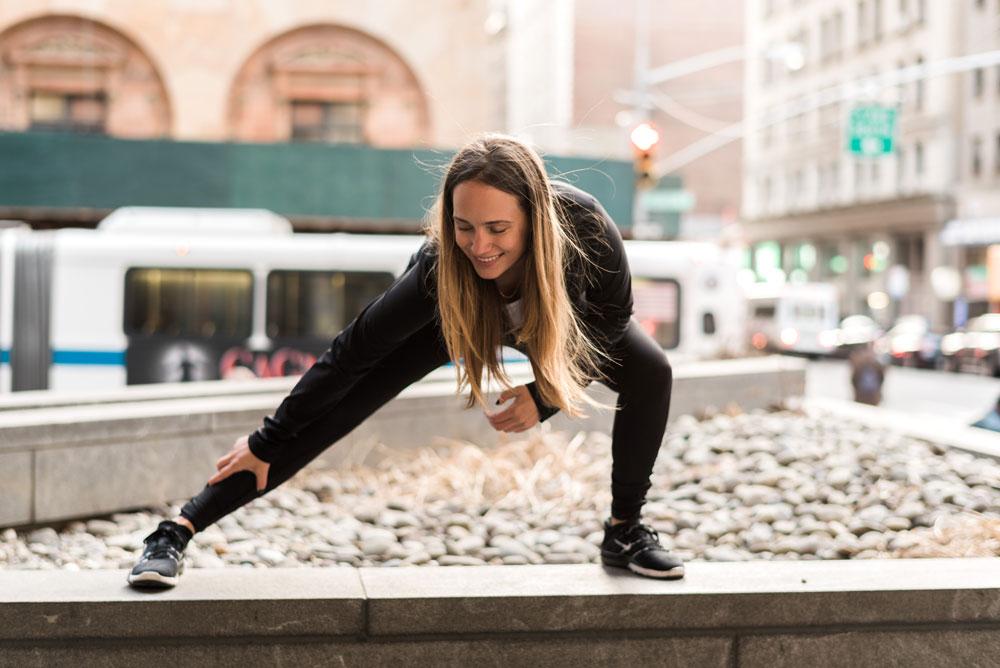 The Stripe: Winter Wellness Challenge 2018