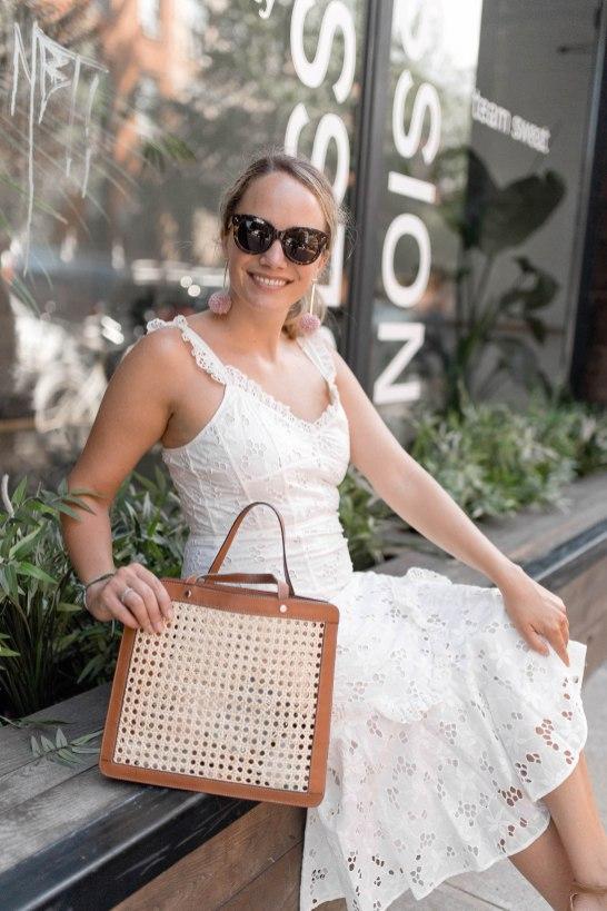 Rebecca Taylor Dress | The Stripe