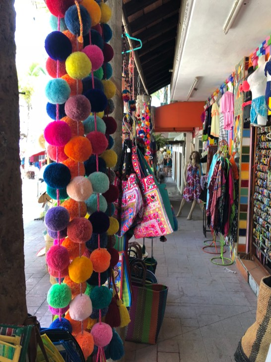 Shopping in Sayulita
