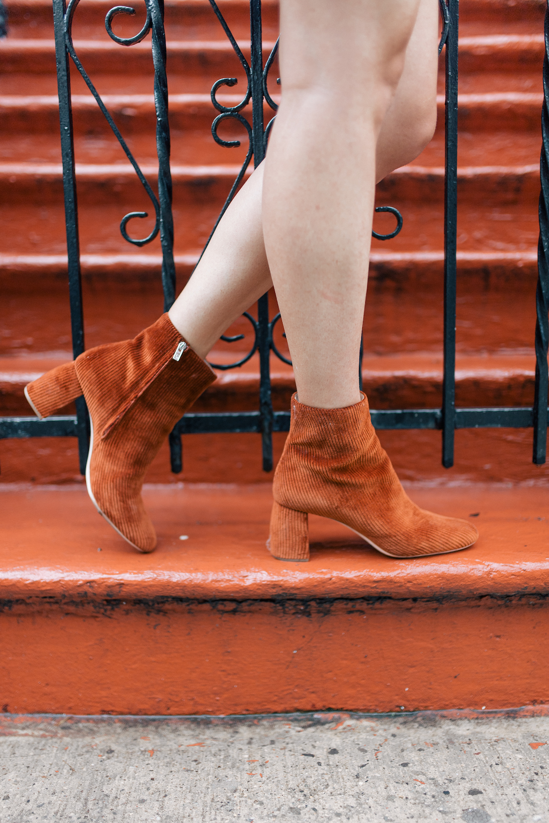 loeffler randall corduroy boots