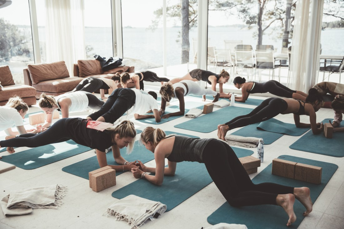 A Week in Sweden with Sky Ting Yoga + Six Travel | The Stripe