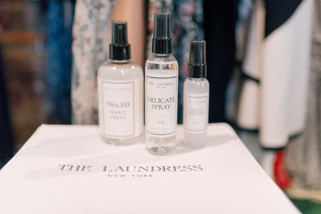 Closet Makeover with Laundress + Horderly