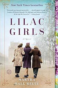 Lilac Girls, by Martha Hall Kelly.