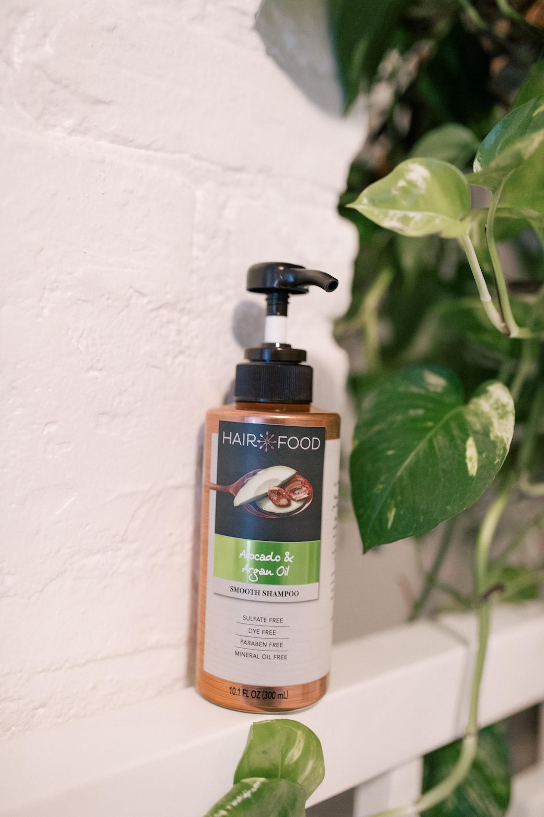 Hair Food's Avocado & Argan Oil Smooth Shampoo
