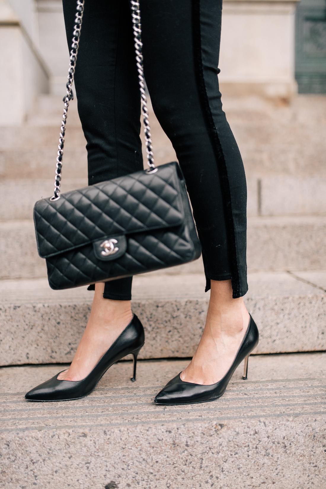 Chanel Bag & The Perfect Pump - Sarah Flint