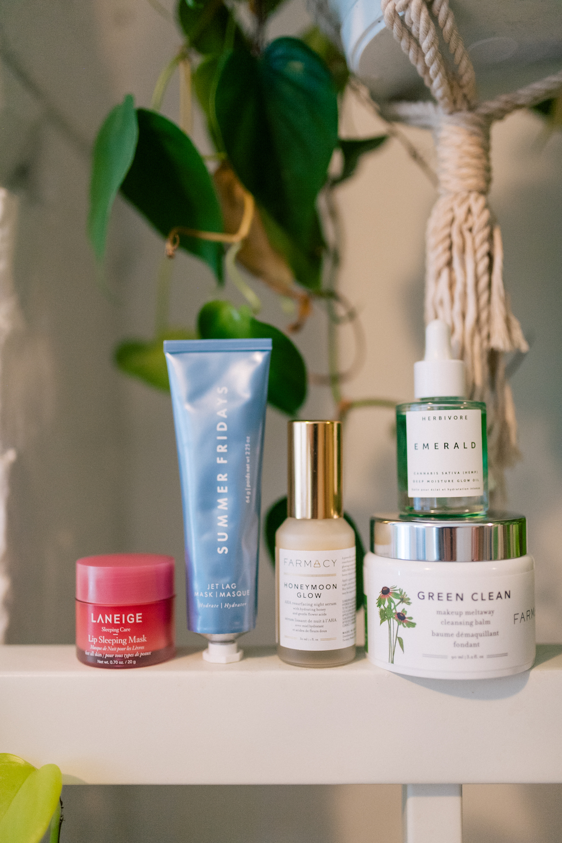 bedtime routine for glowing skin by grace atwood