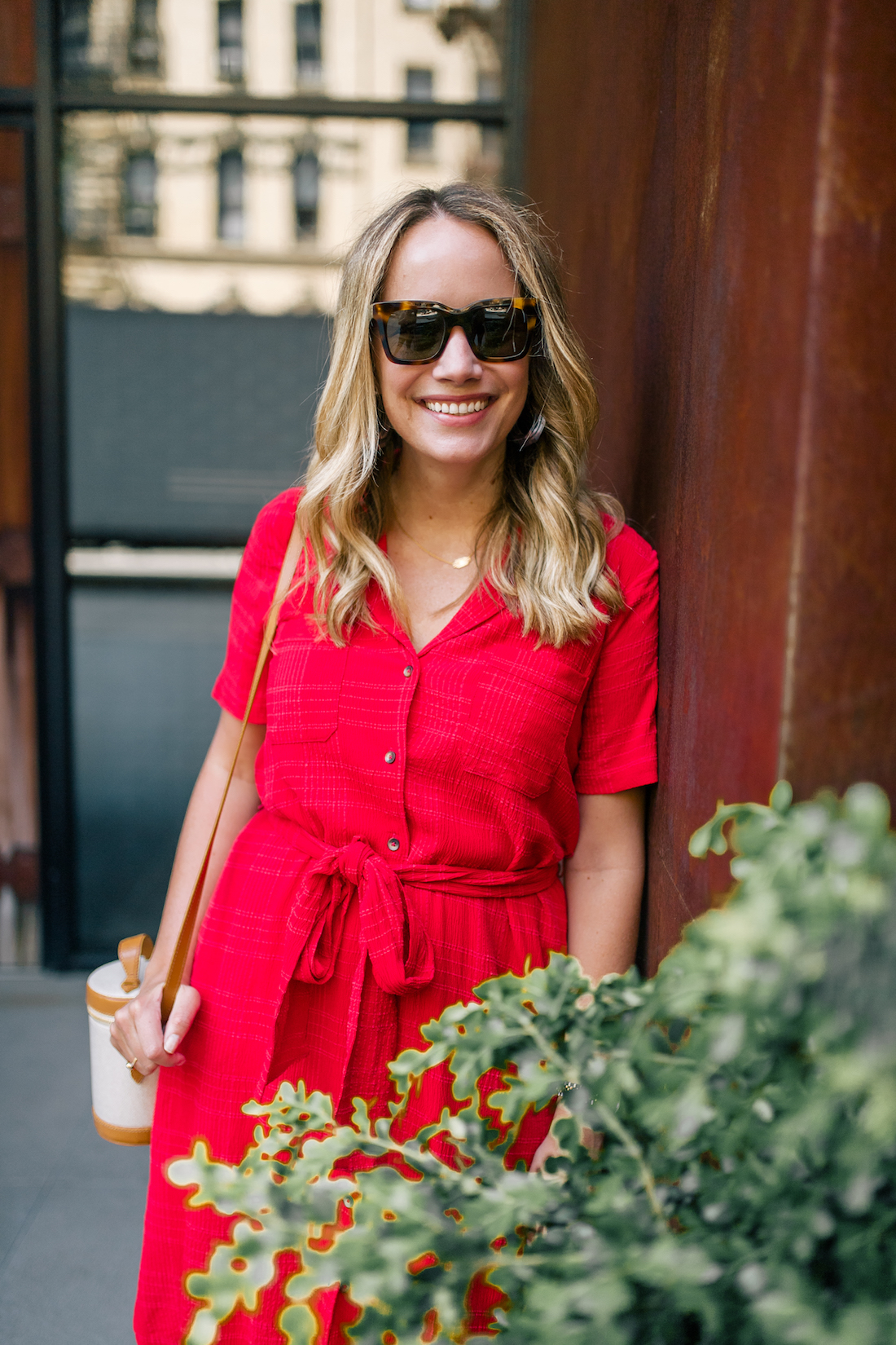 Grace is sharing the best red dresses for spring