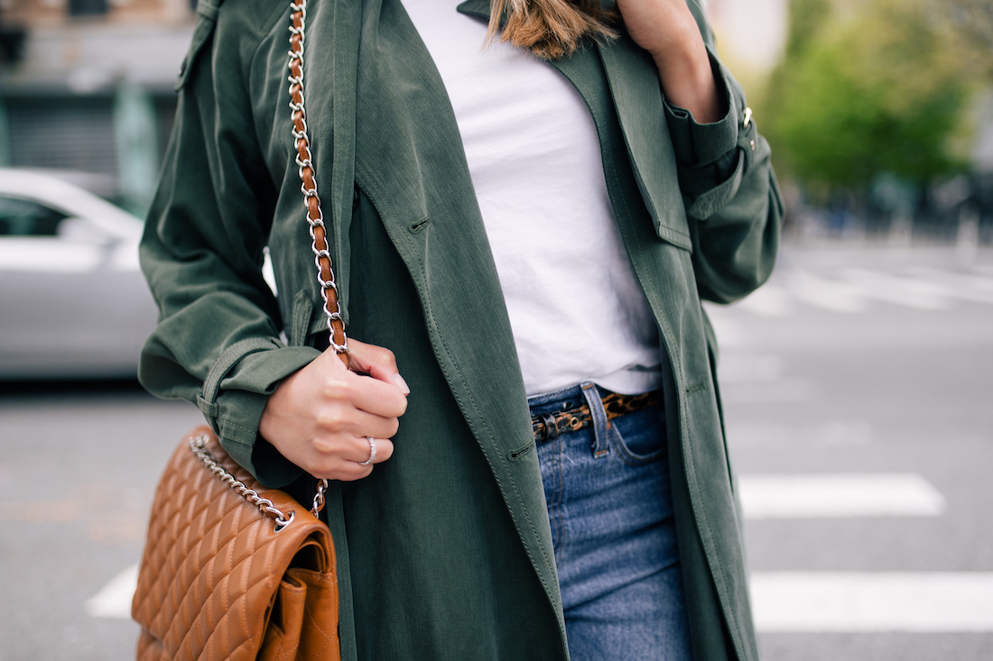 Outfit Details:Michael Kors Trench