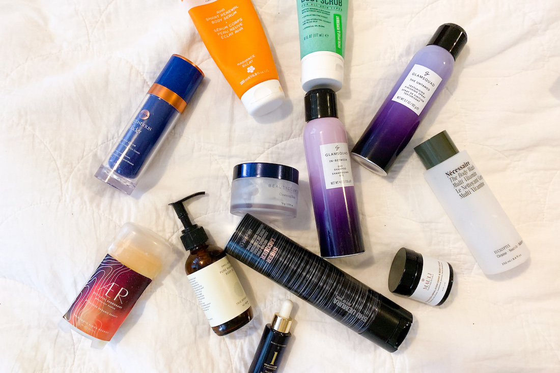 These are some of my most favorite and cherished beauty products