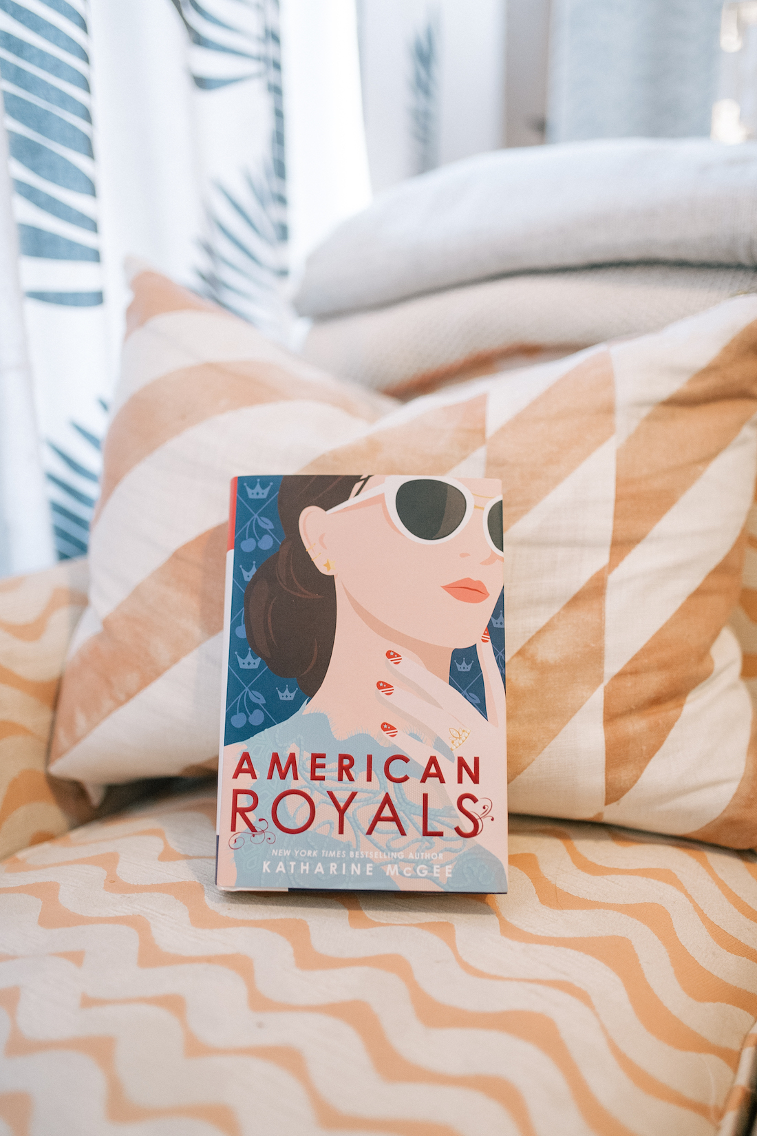a book for weekend reading called American royals