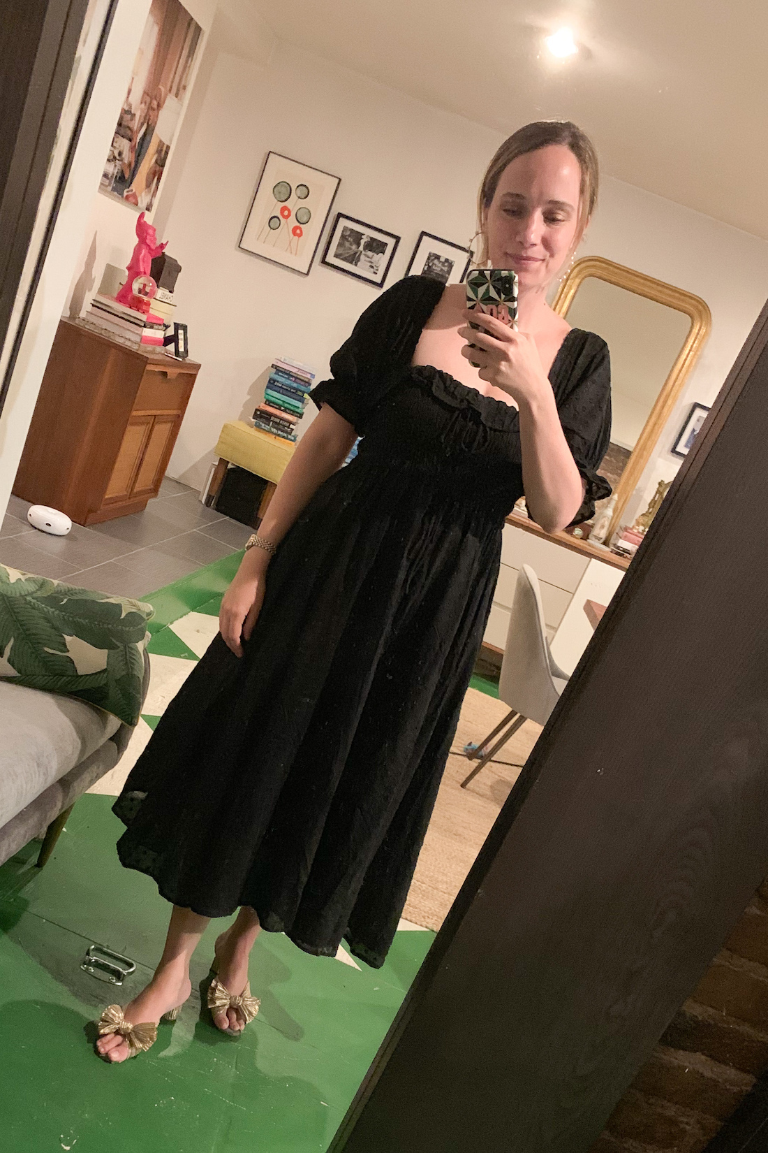 What I Actually Wore: 9.21 - 9.27. dress
