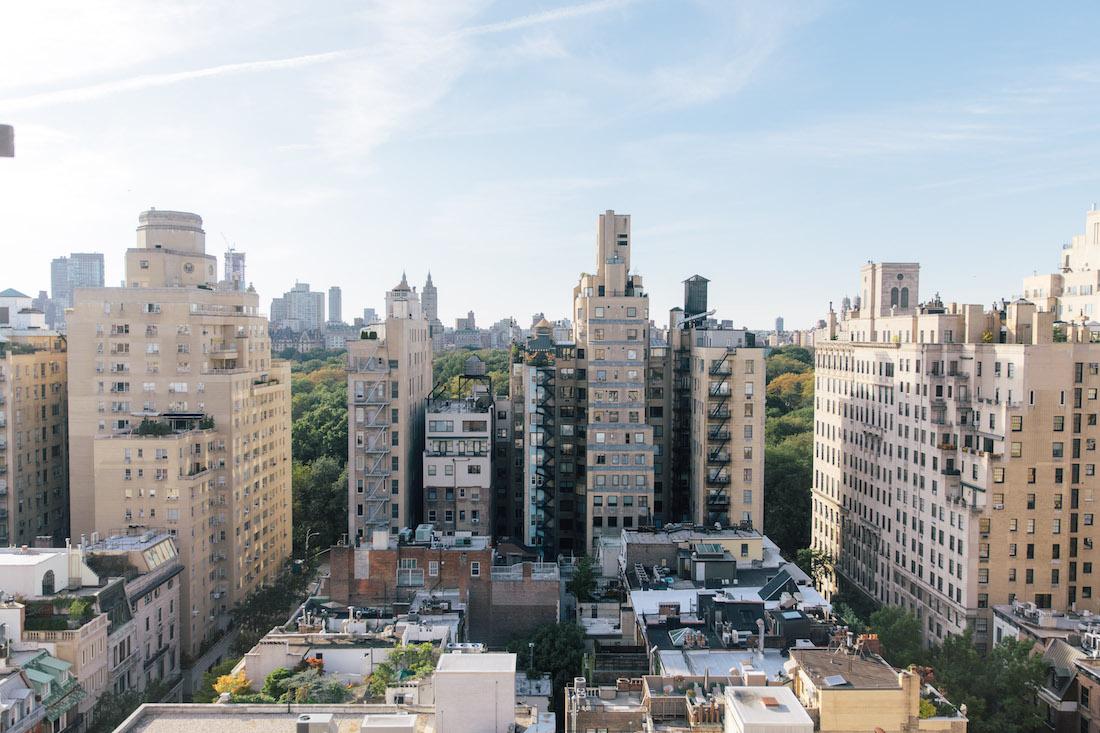 Living in Manhattan