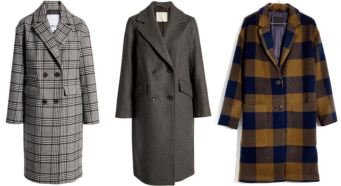 menswear coats - My Favorite Coats for Fall