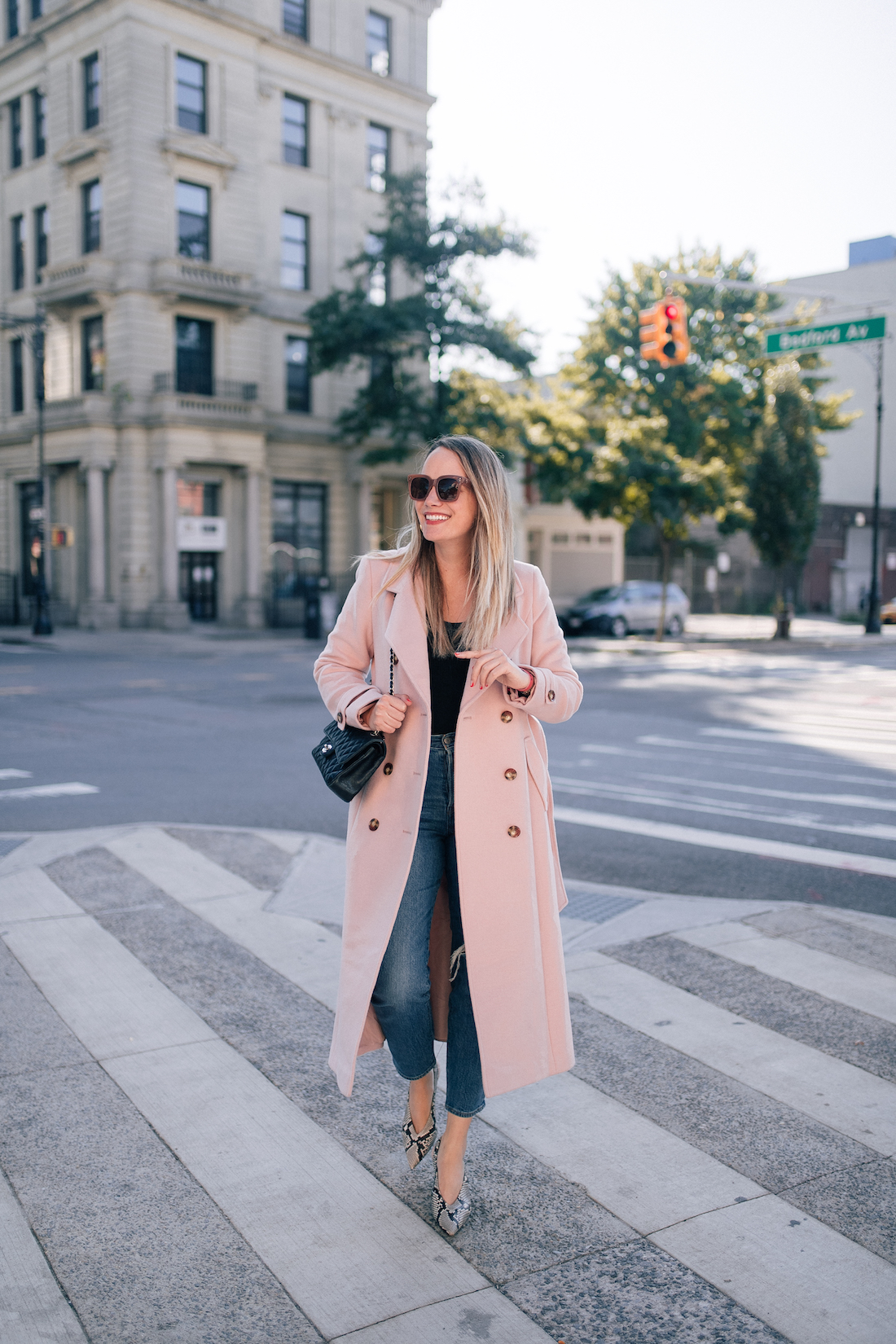 pink - My Favorite Coats for Fall