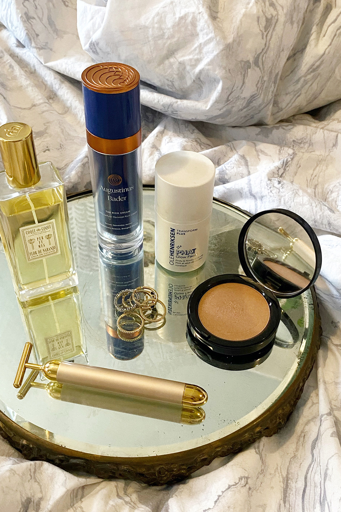 Some recent beauty favorites
