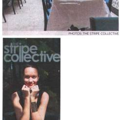 KELLY DICKINSON THE STRIPE COLLECTIVE SINGAPORE