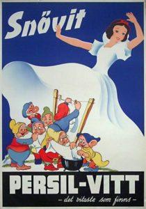 Snow White Persil Laundry Detergent