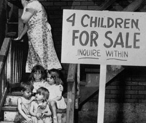 Being Thrifty great depression