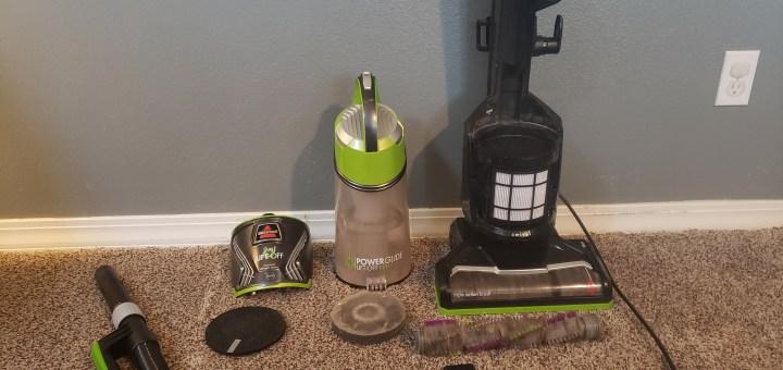 vacuum disassembled