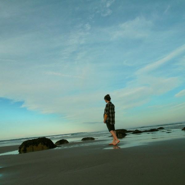 Living by the Atlantic Ocean