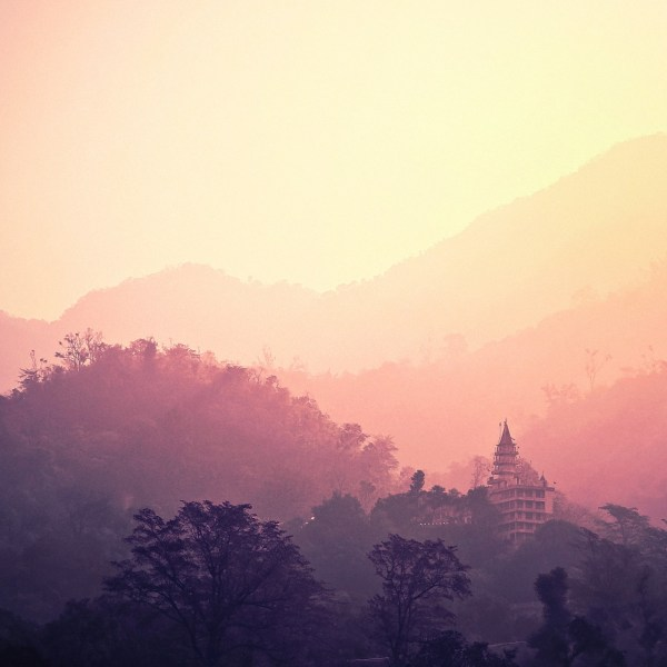 RISHIKESH:  FUSION OF SACRED TOWN AND AN ADVENTURE CITY
