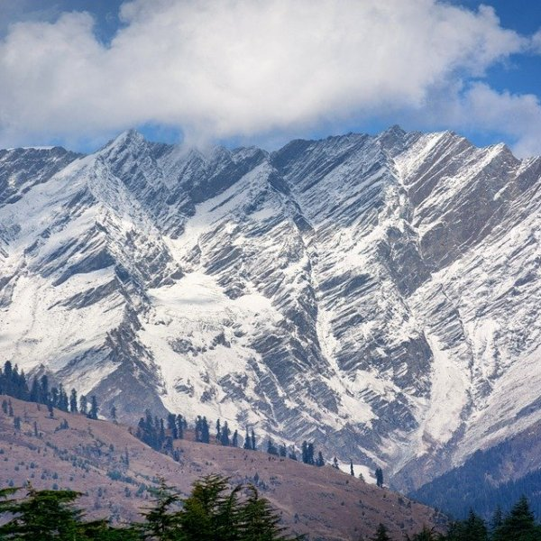 Trek to Solang Valley: My First Trekking Expedition Part 1