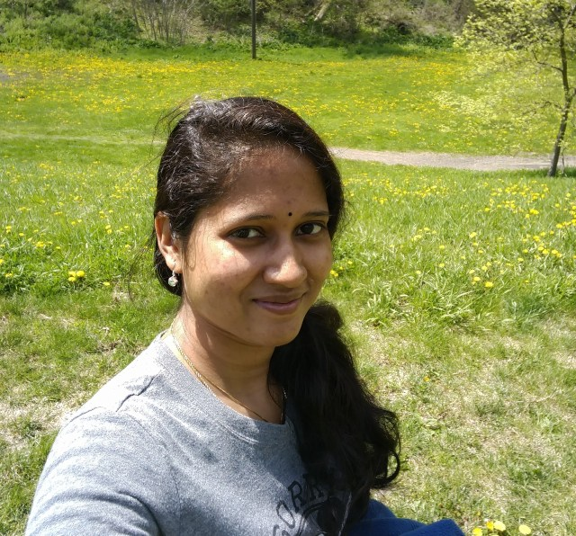 Mithra Srini Author Pic