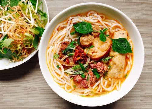 Globalized Food With Local Flavours