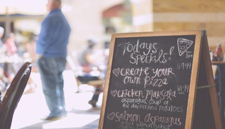 pizza dashboard
