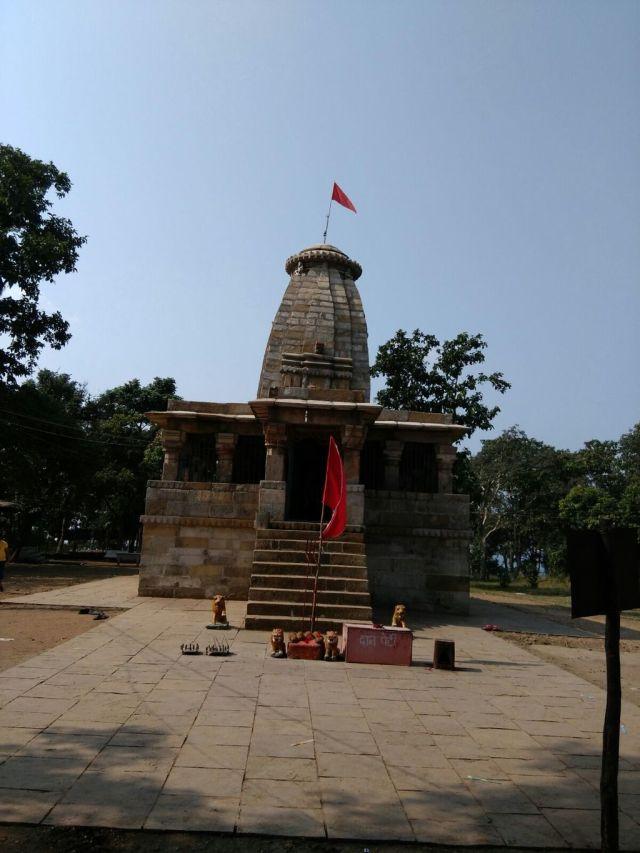 MahisasurMardiniTemple_Chaiturgarh_CG