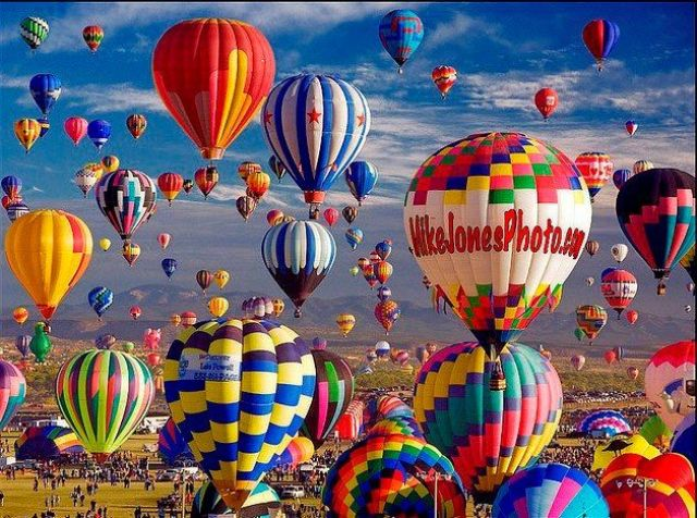 Albuquerque International Balloon Festival, USA