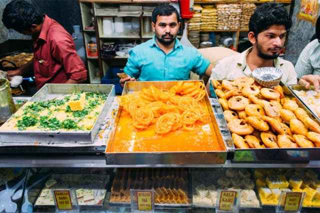 Poonam Sweets, Bangalore