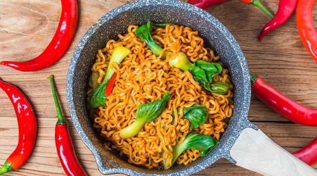 instant noodles in Trinidad and Tobago