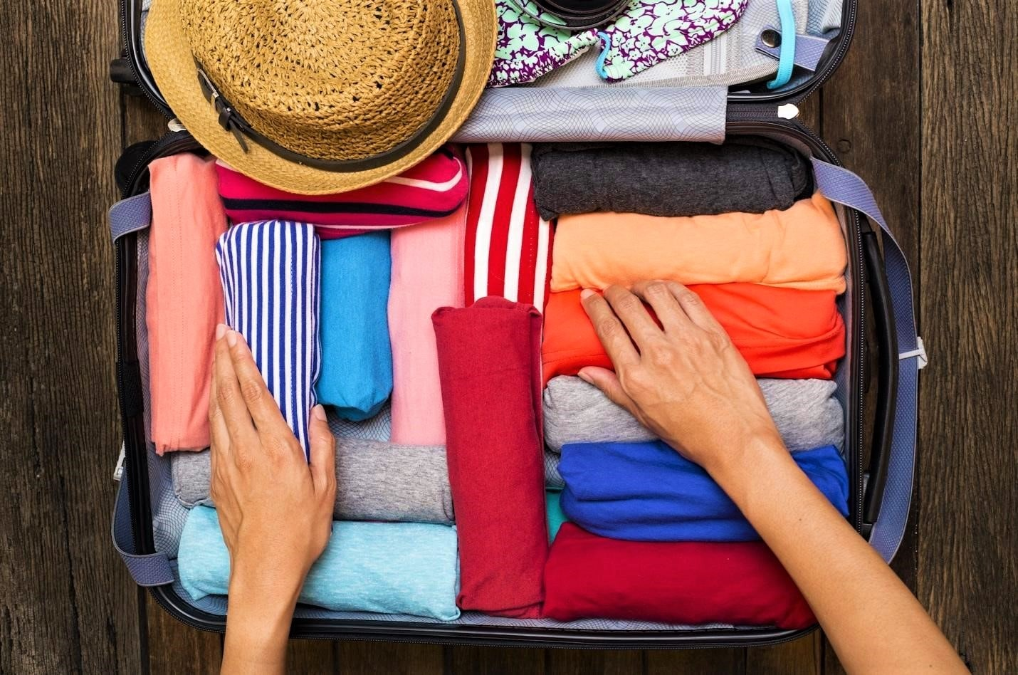 12 Organising Tips And Hacks For An Efficient Travel Packing