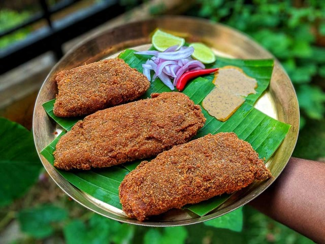 Fish Fry, Kolkata