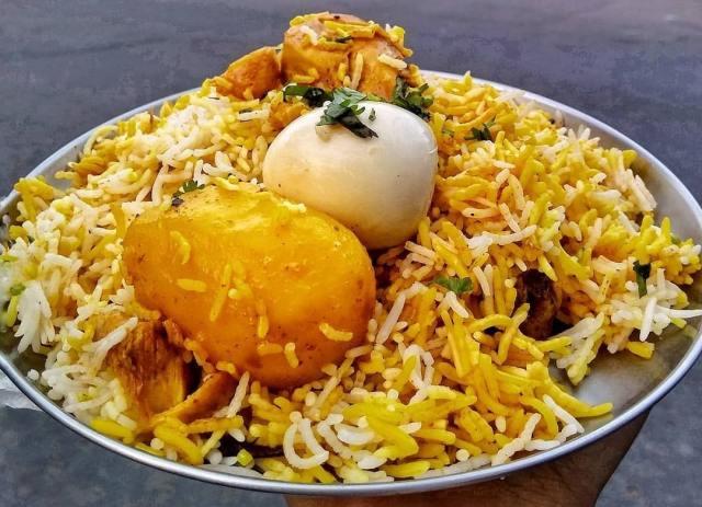 Kolkata Biriyani