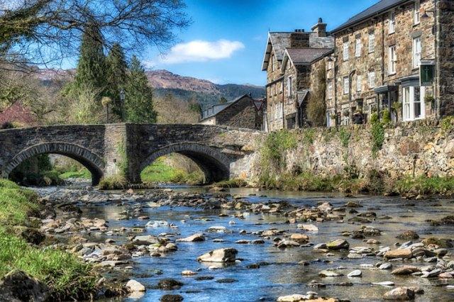 Beddgelert, Snowdonia