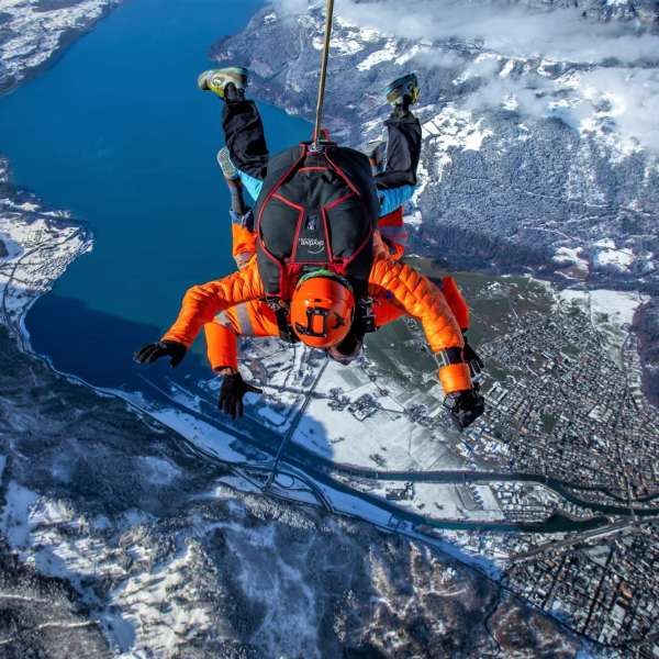 12 Spectacular Locations For Skydiving In Europe – Ultimate Bucketlist Experience