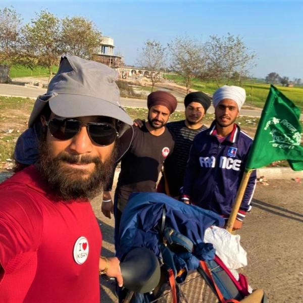 All Roads Lead To Singhu, Delhi